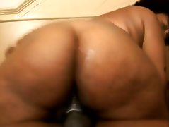 Sexy Ebony Bush porn video